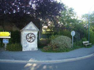 La pompe à roue, rue Saint Christophe