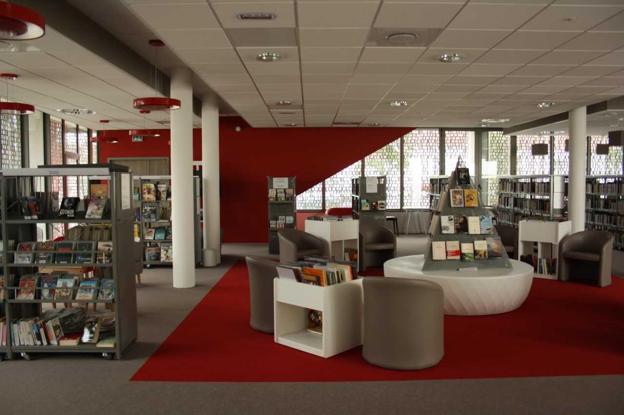 Bibliothèque intérieur Photo 3